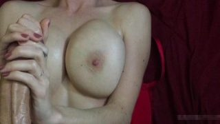 Lovely wife make cum twice a hard cock